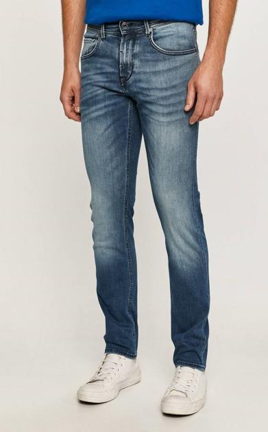 Modré kalhoty Baldessarini