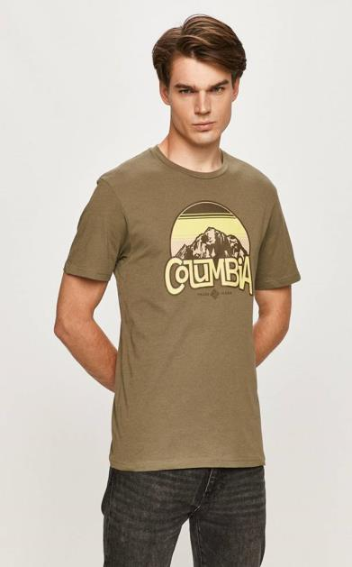 Tričko columbia
