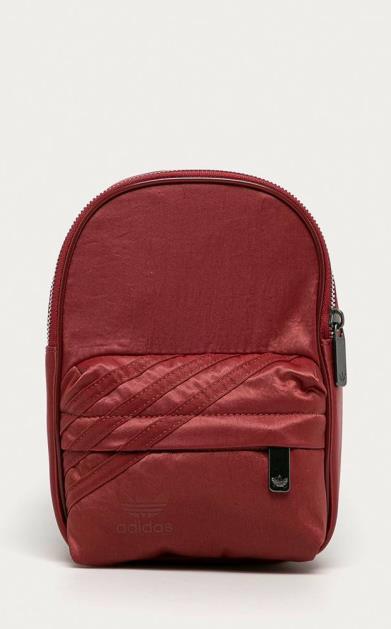 Červený batoh adidas originals