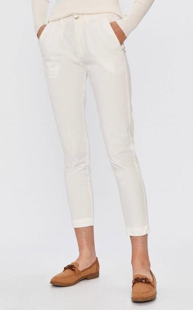 Bílé kalhoty ANSWEAR