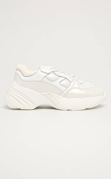 Bílé boty Pinko