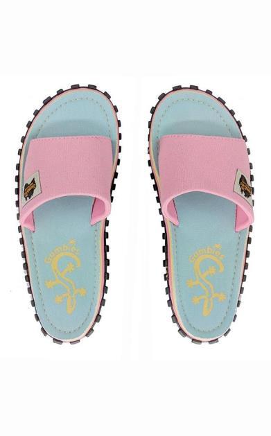 Modré boty Gumbies