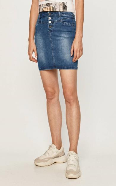 Modrá sukně Haily's