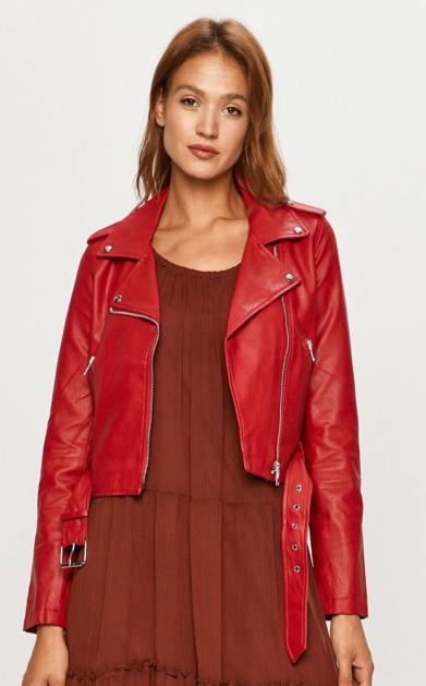 Červená bunda tally weijl
