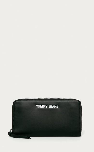 Černá peněženka Tommy Jeans
