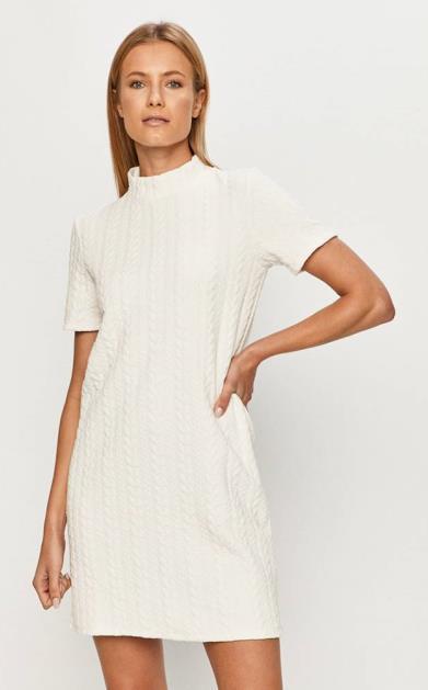 Bílé šaty Haily's