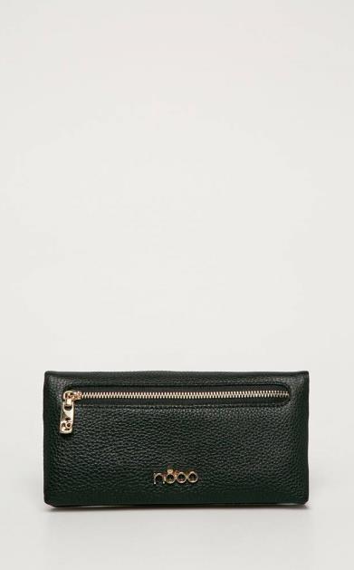 Černá peněženka NOBO