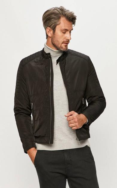 Černá bunda s.oliver