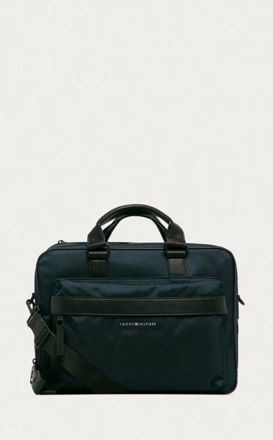 Modrá taška tommy hilfiger