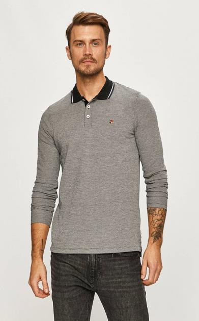 Černé tričko Premium by Jack&Jones
