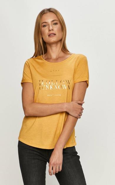 Žlutý top roxy