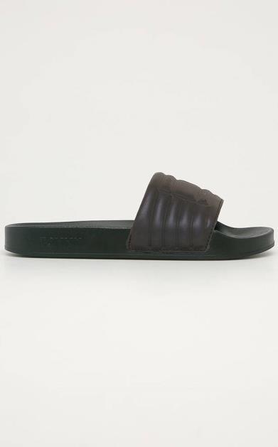 Fialové boty Tommy Jeans