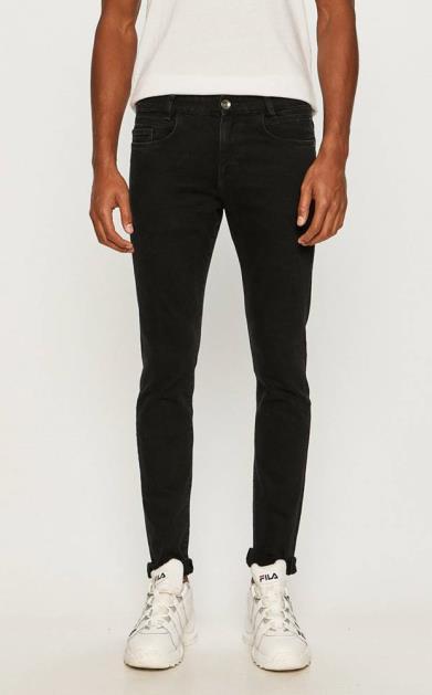 Černé kalhoty tom tailor