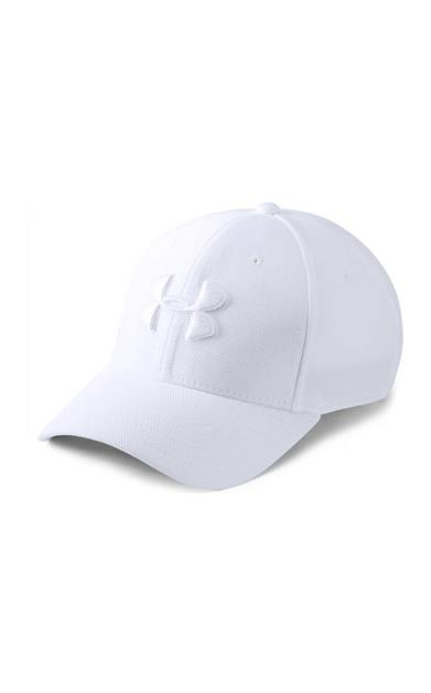 Bílá čepice under armour