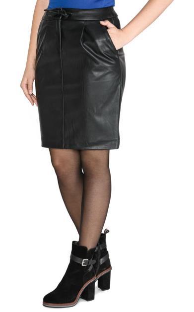 Černá sukně tom tailor