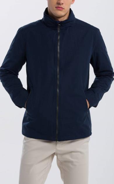 Modrá bunda gant
