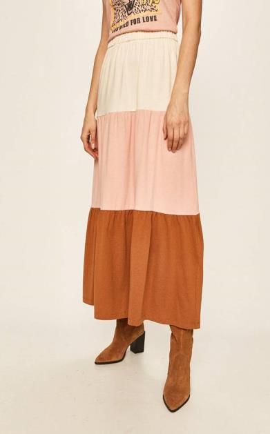 Béžová sukně jacqueline de yong