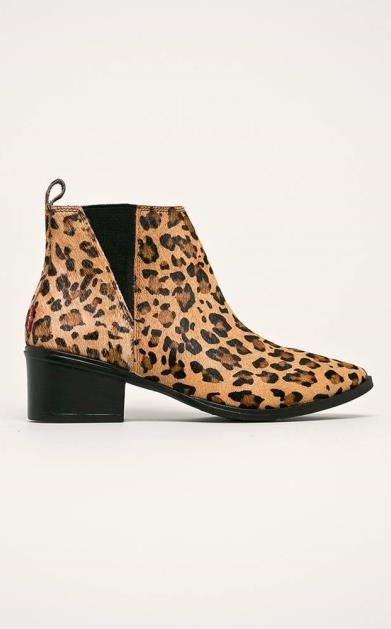 Hnědé boty Levi's