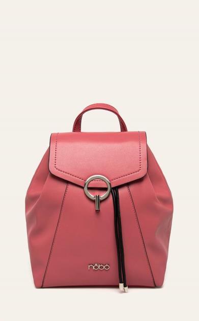 Fialový batoh NOBO