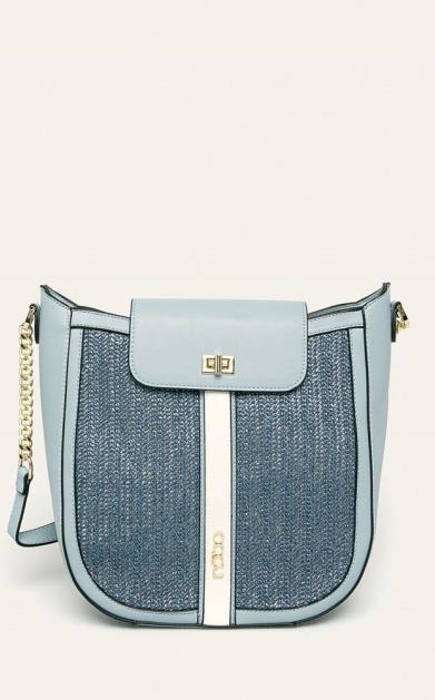 Modrá kabelka NOBO