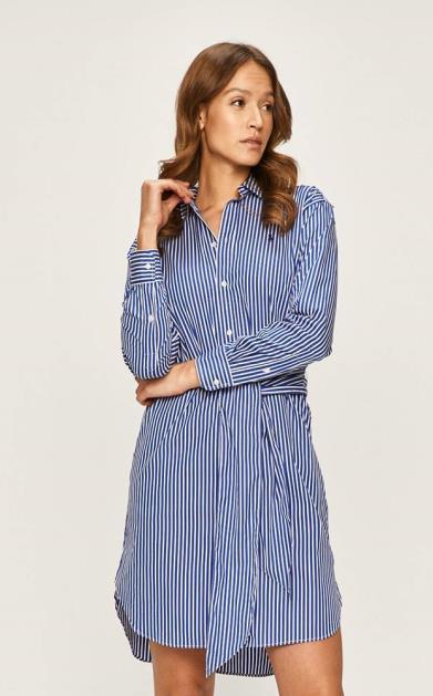 Modré šaty Polo Ralph Lauren