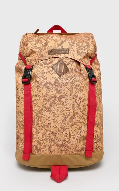 Žlutý batoh columbia