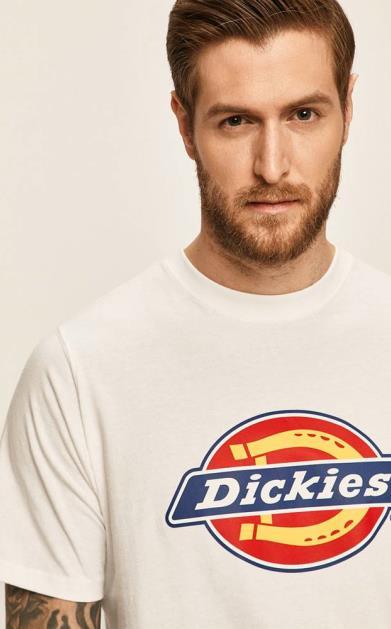 Bílé tričko Dickies