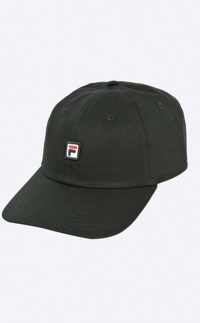 Černá čepice fila
