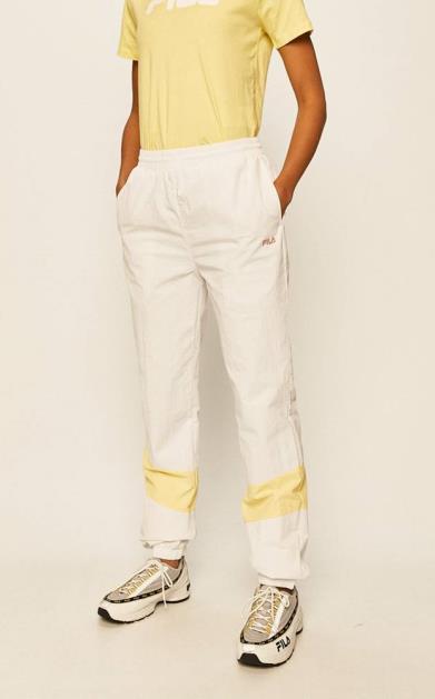 Bílé kalhoty fila