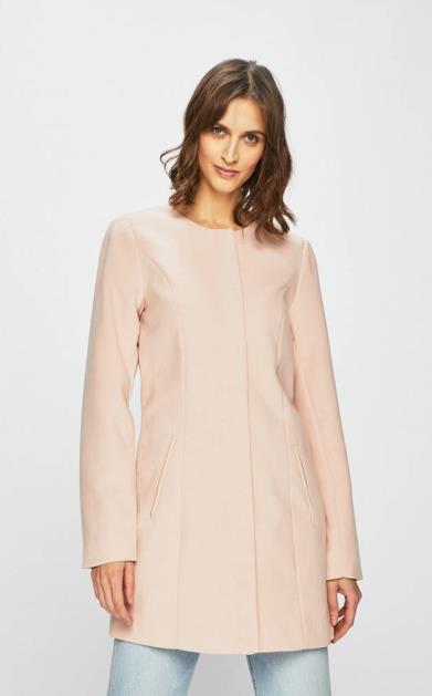 Růžová bunda jacqueline de yong