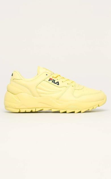 Žluté boty fila