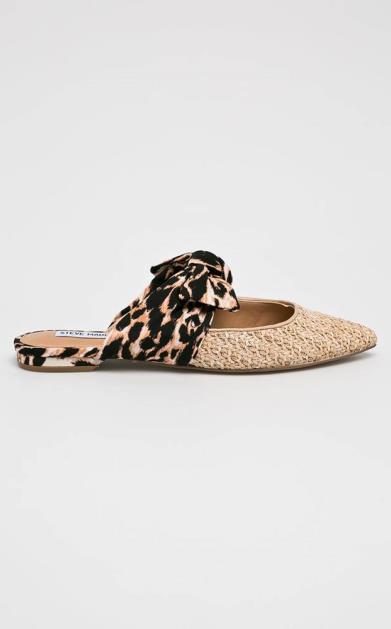 Hnědé boty steve madden