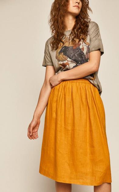 Žlutá sukně MEDICINE