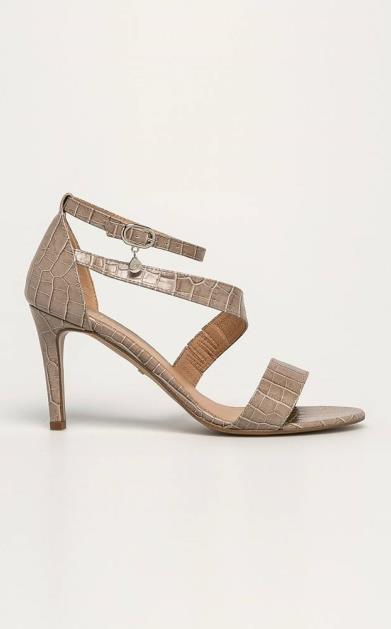 Béžové boty Wojas