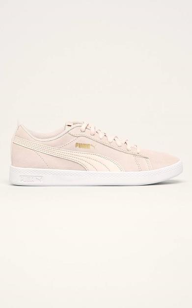 Růžové boty puma