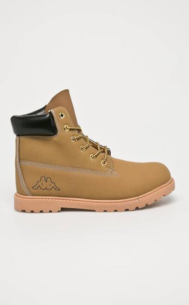 Hnědé boty Kappa