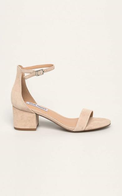 Béžové boty steve madden