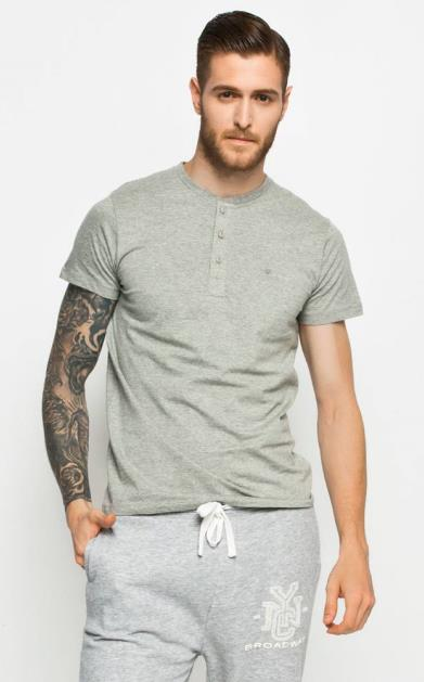 Šedé tričko wrangler