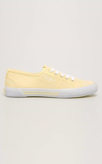Žluté boty pepe jeans