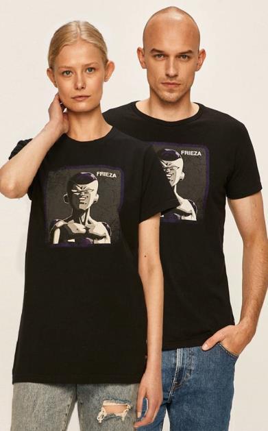 Černé tričko CapsLab