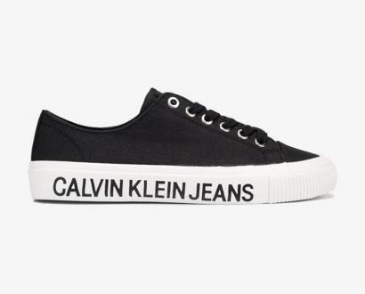 Černé tenisky Calvin Klein