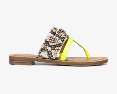 Šedé pantofle Guess