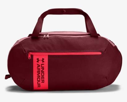 Červená taška under armour