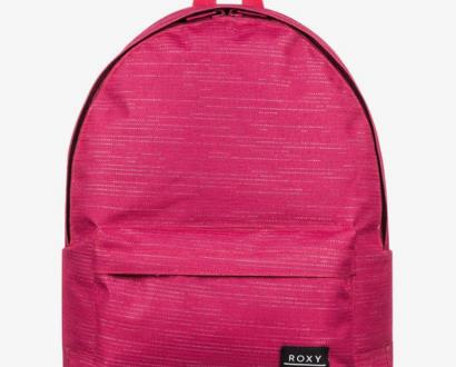 Růžový batoh roxy