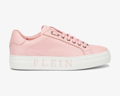 Růžové tenisky Philipp Plein