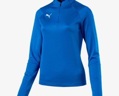 Modrý svetr puma