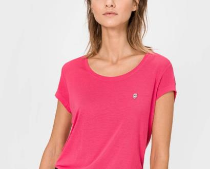 Růžový top Philipp Plein
