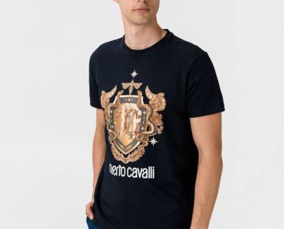 Tričko Roberto Cavalli