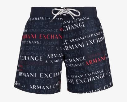 Plavky Armani Exchange