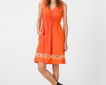 Oranžová sukně TWINSET